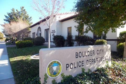 Boulder City Police Department