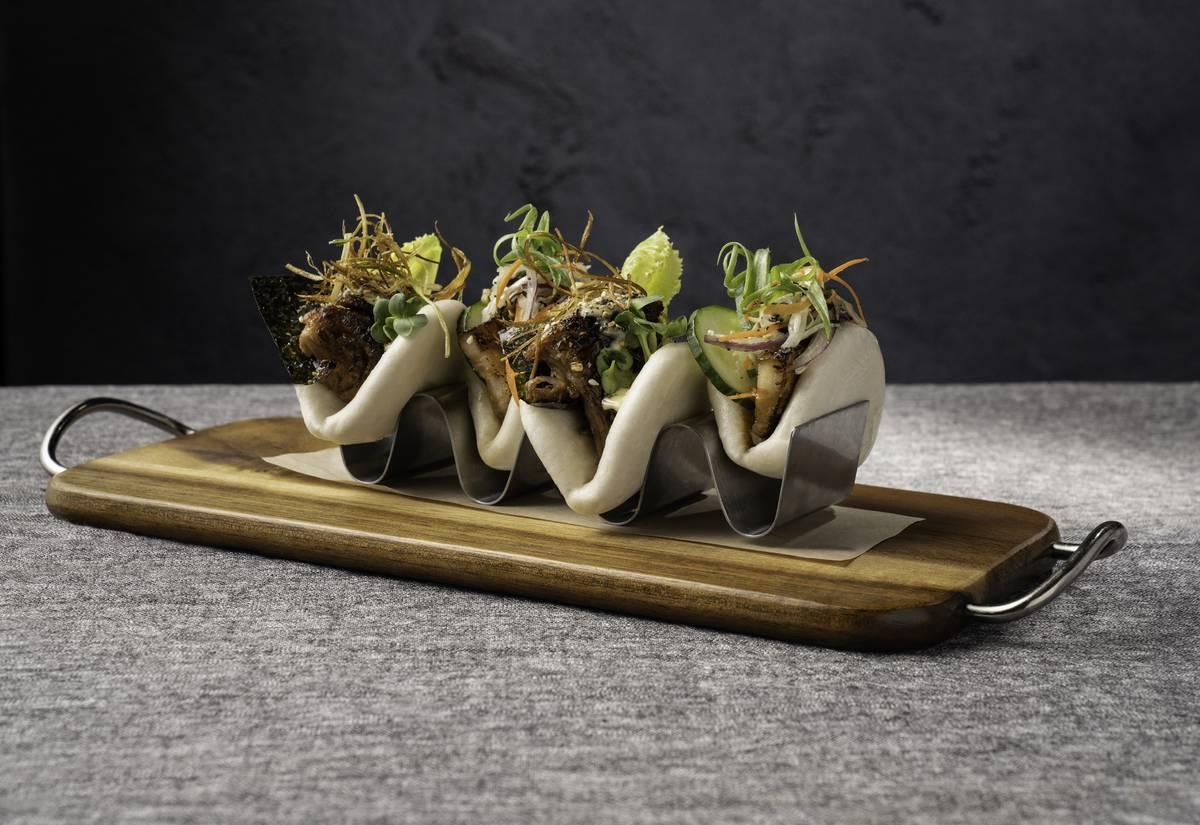 Bao will be on the menu at new pan-Asian Circa restaurant 8 East. (Mark Medina)