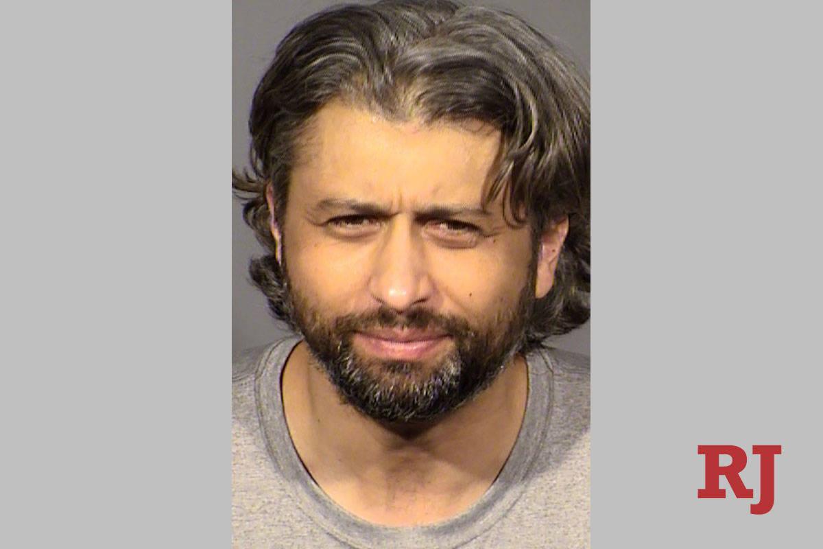 Brian C. Padgett (Las Vegas Metropolitan Police Department).