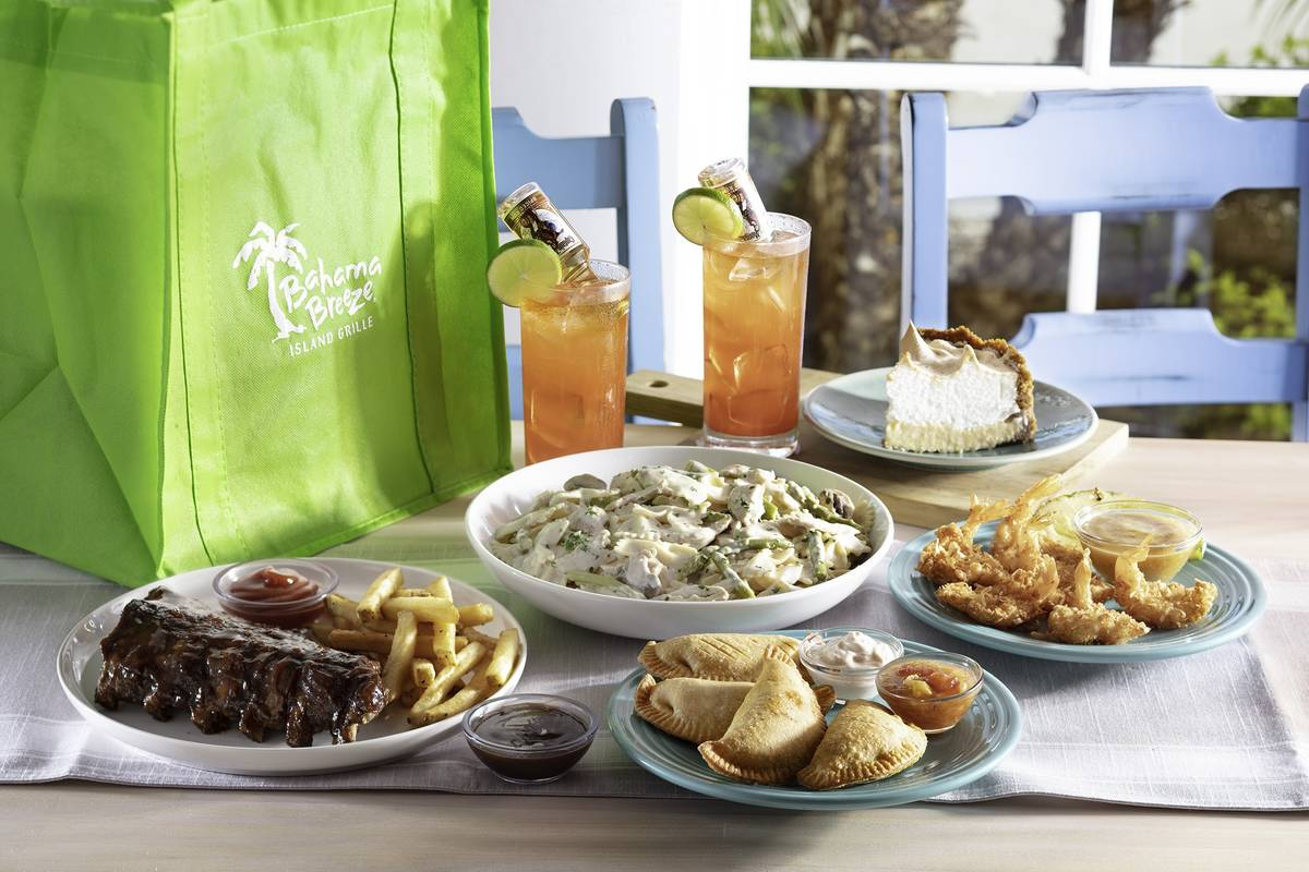 Rumtoberfest Party Pack for Two at Bahama Breeze. (Bahama Breeze)