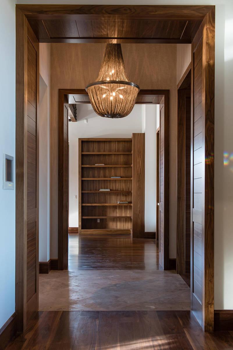 A hallway. (Simply Vegas)