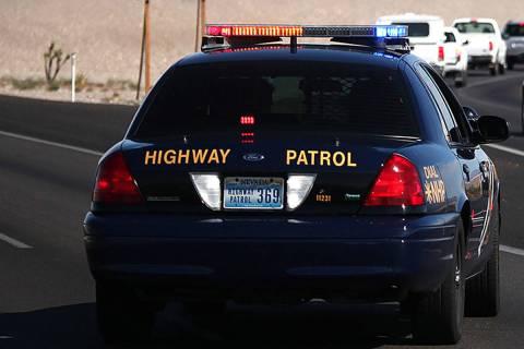 Nevada Highway Patrol (Las Vegas Review-Journal)