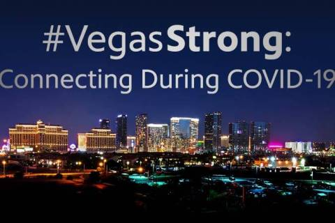 "The Vegas PBS special ""#VegasStrong: Connecting During COVID-19"" highlights resources avail ..."