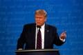 Interruptions, insults: Trump and Biden face off in 1st debate