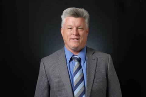 North Las Vegas Constable Robert Eliason. This file photo was taken on April 19, 2018. (Michael ...