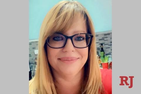 Paula Hotchkiss of Henderson won a Fox Bet Super 6 contest for $100,000 on Sunday. (Paula Hotch ...
