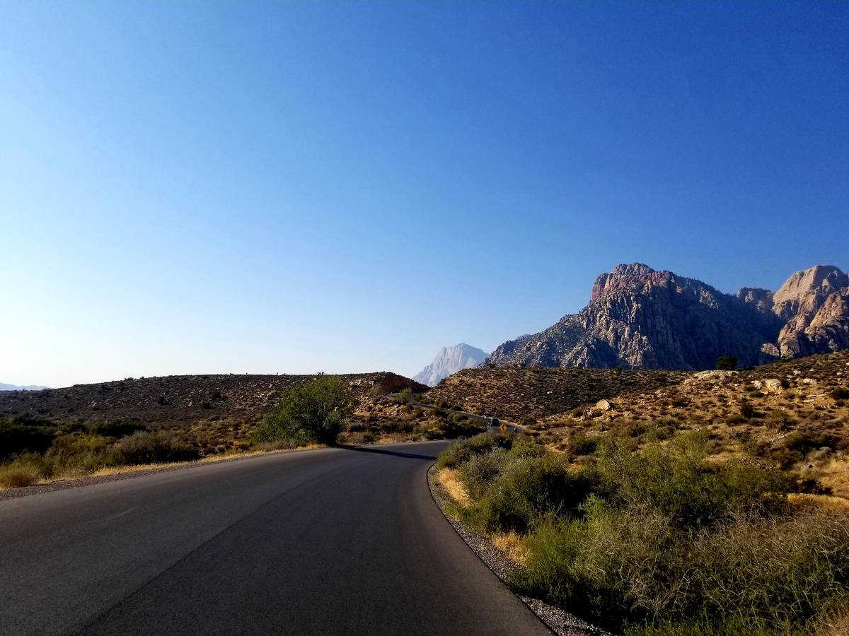 E-bikes make the hills of Red Rock's 13-mile loop more manageable because of pedal assist, whic ...