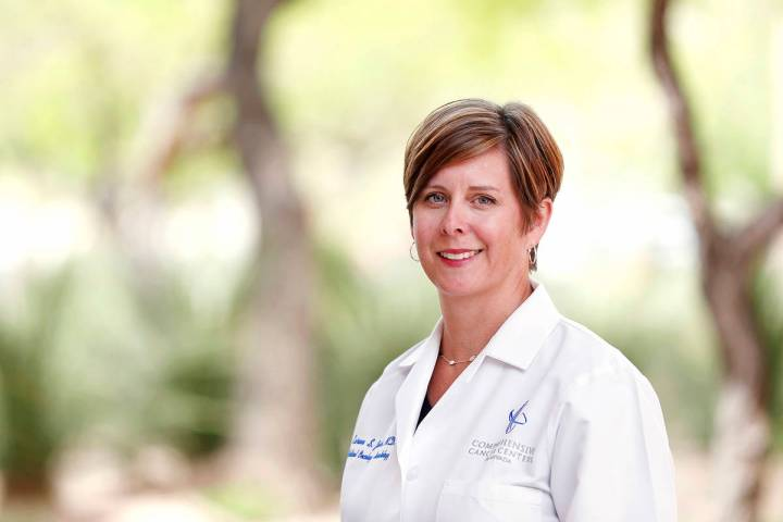Karen Jacks is a medical oncologist at Comprehensive Cancer Centers of Nevada. She is the treat ...
