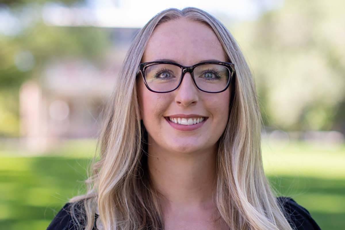 State biostatistician Kyra Morgan (LinkedIn)