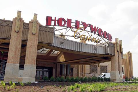 Hollywood Casino in Toledo, Ohio. (AP Photo/Mark Duncan/File)