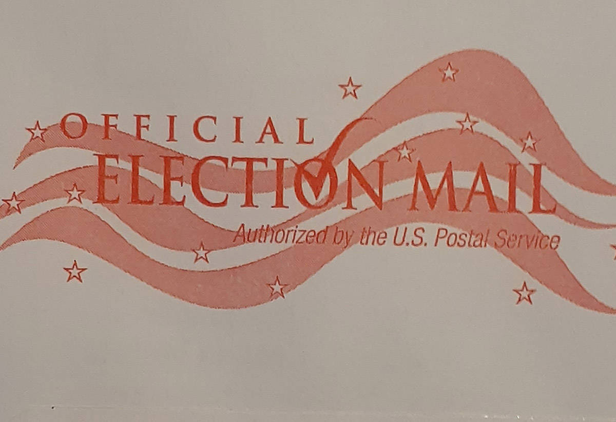 More than 90,000 mail/absentee ballots have been received by election officials in Nevada as of ...