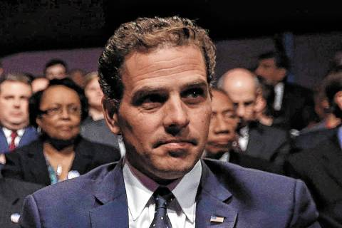 Hunter Biden. (AP Photo/Pablo Martinez Monsivais, File)