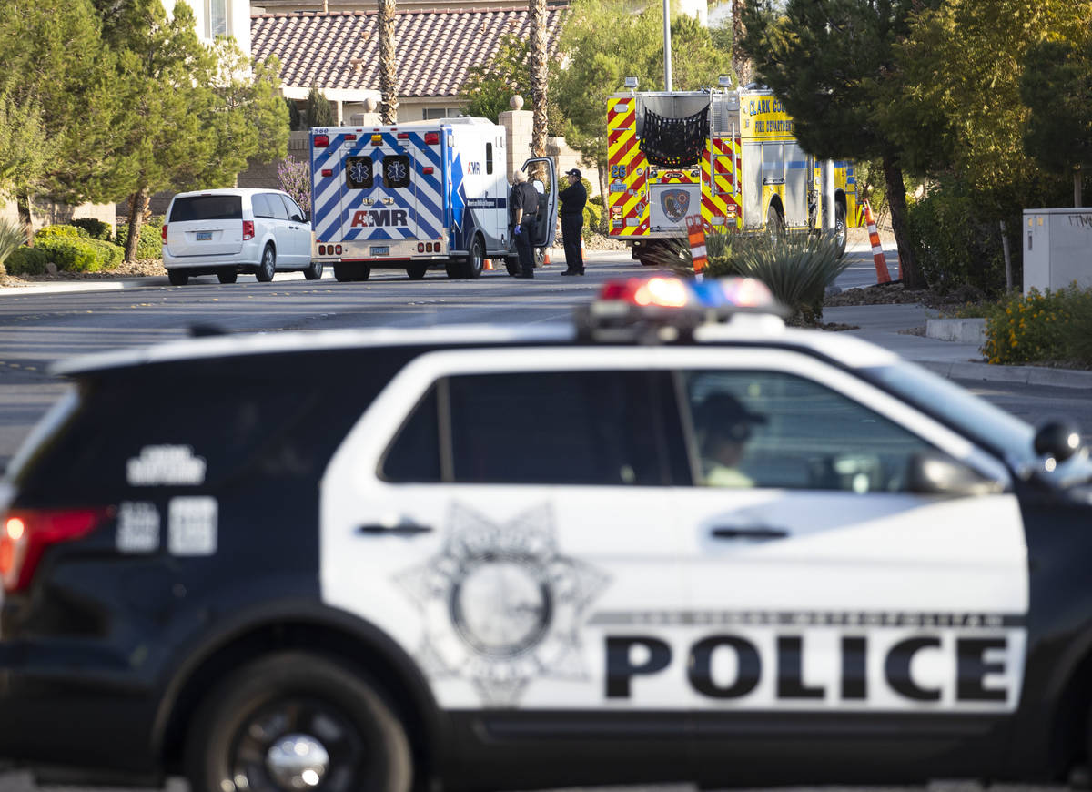 The Metropolitan Police Department is investigating a report of a shooting in the 8200 block of ...