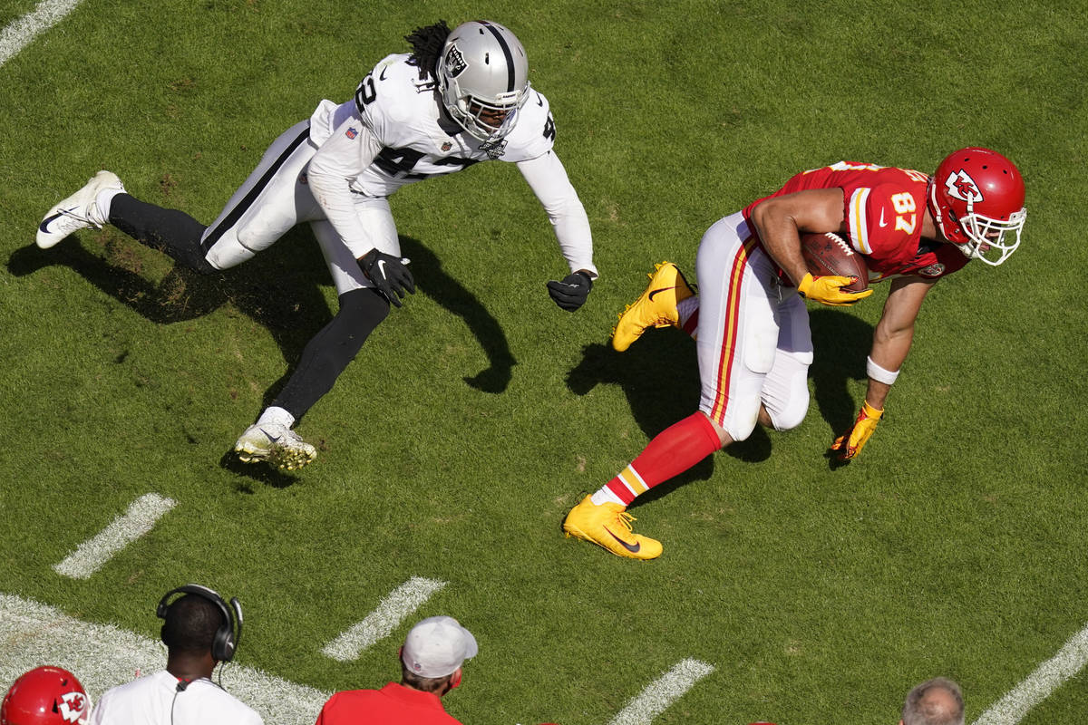 Lack of talent could be what ails Raiders defense