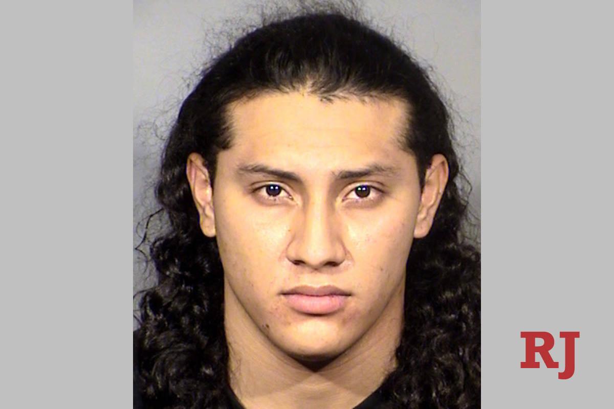 Rodrigo Cruz (Las Vegas Metrpolitan Police Department)