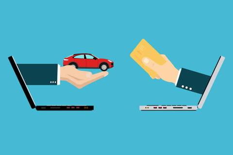 Although you'll be completing the entire transaction online, you'll eventually take possess ...