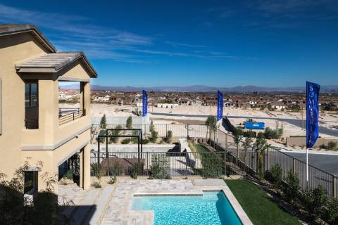 Three dozen new homes in a range of price points and styles are available for immediate move-in ...