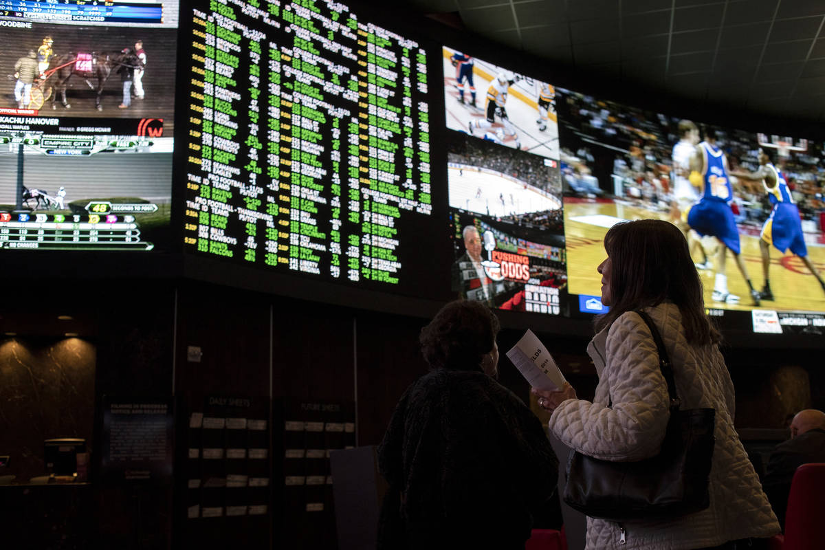sports betting vegas limits of confidentiality