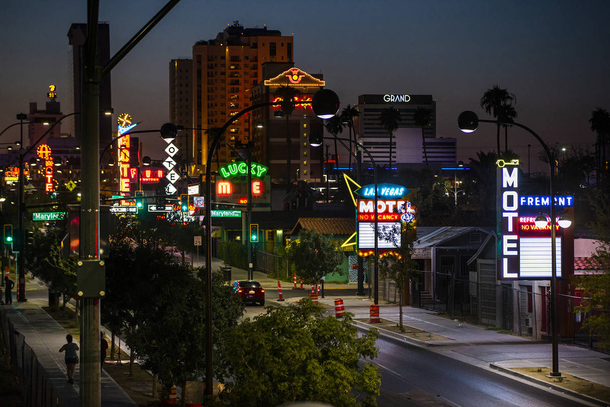 Project Enchilada spans 12 square miles of improvements downtown. (Chase Stevens)