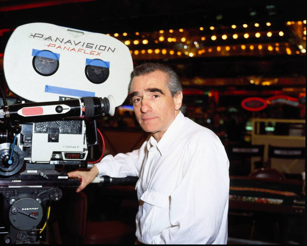 """Martin Scorsese directed """"Casino,"""" which was shot at the Riviera and many locations around Las ..."""