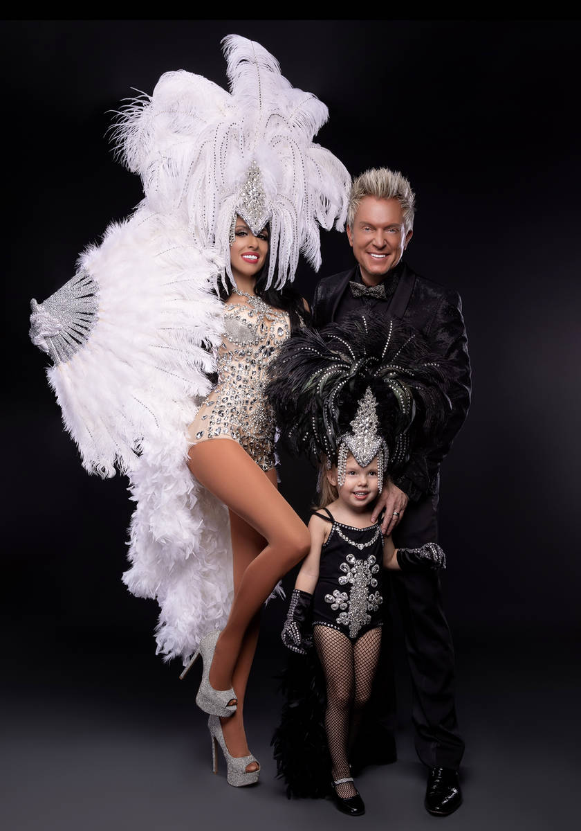 Zowie Bowie, shown with his wife, Jennifer; and daughter, Ava Rose; is headlining a New Year's ...