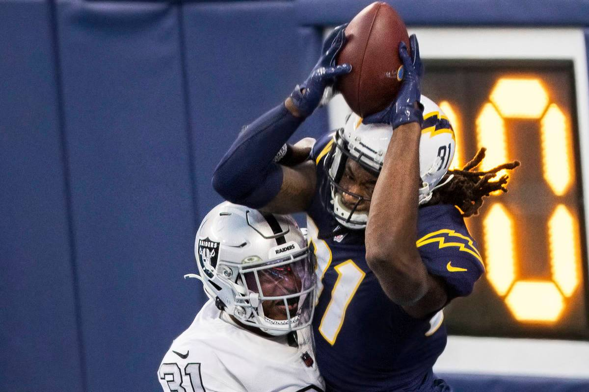 Raiders vs chargers betting line 2021 ford plus 7 in betting what is a money