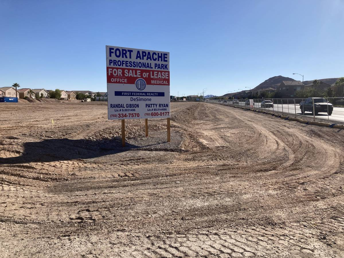 Developers American Nevada Co. and First Federal Realty DeSimone plan to build a 50,000-square- ...