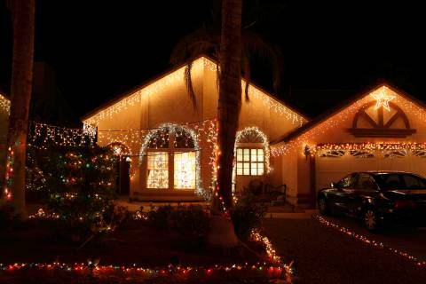 For many homeowners, the annual task of hanging outdoor lights and decorations for the holidays ...