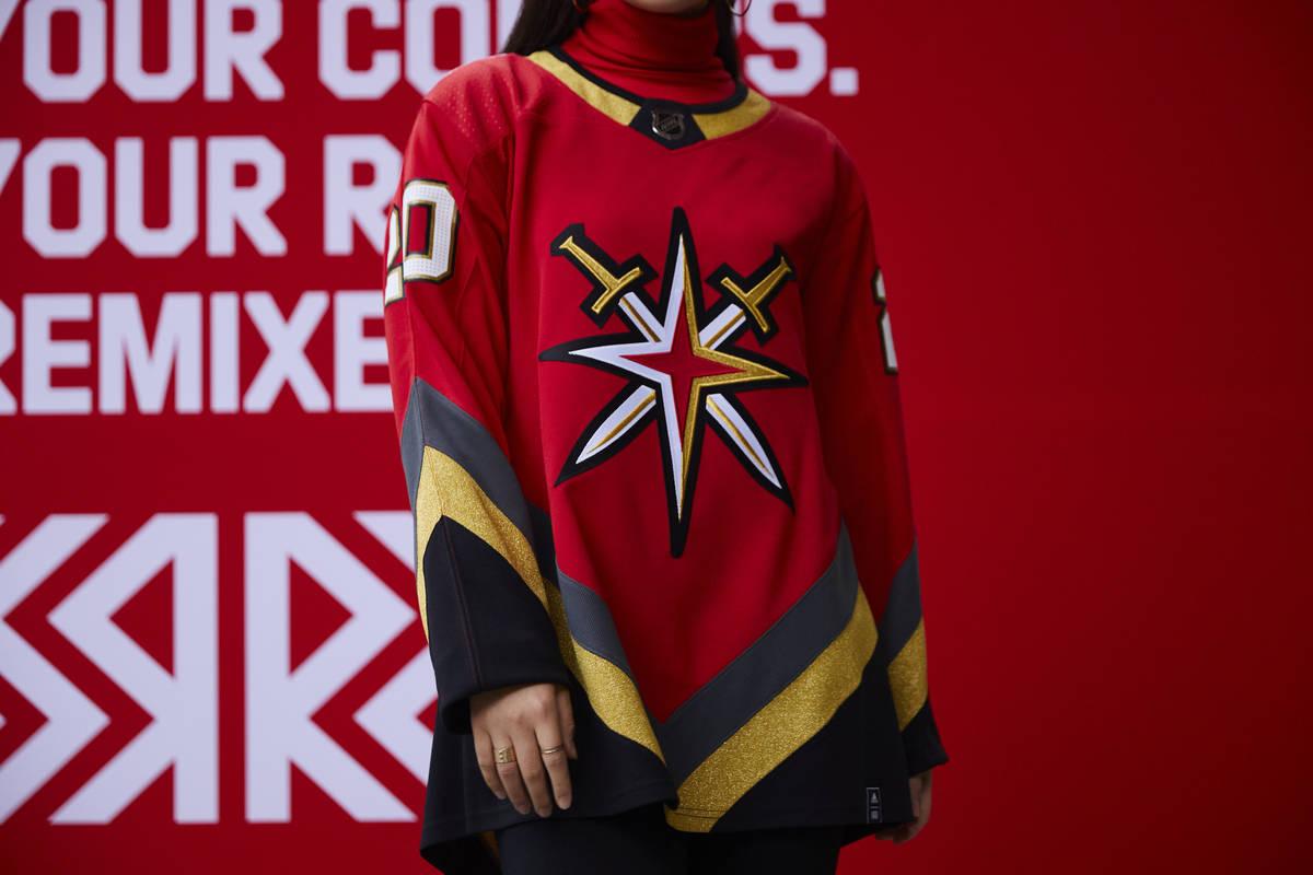 Golden Knights add 'Reverse Retro' jersey | Las Vegas Review-Journal