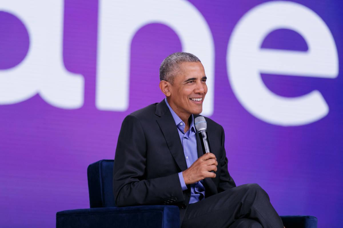 Former President Barack Obama (Okta)