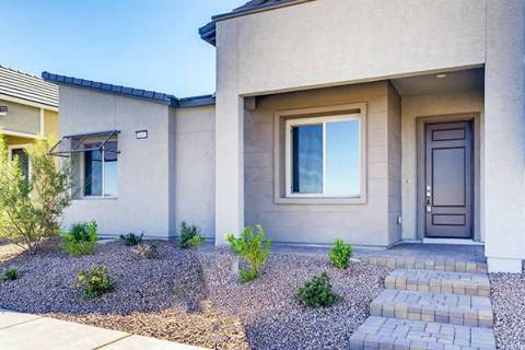 Homes available for quick move-in include the Jasmine model inside the Gardens at the Park neig ...
