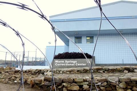 (Warm Springs Correctional Center)