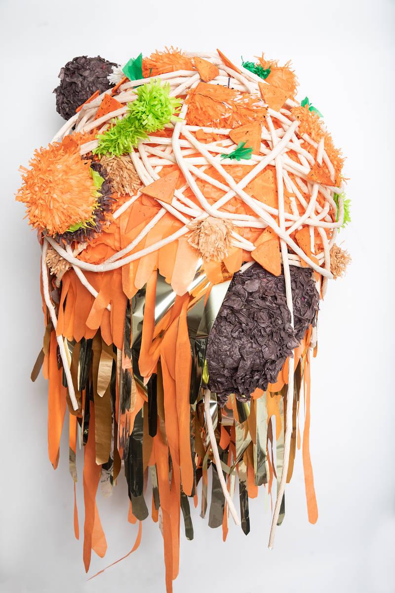 """Gluttony"" by Justin Favela. (Krystal Ramirez)"