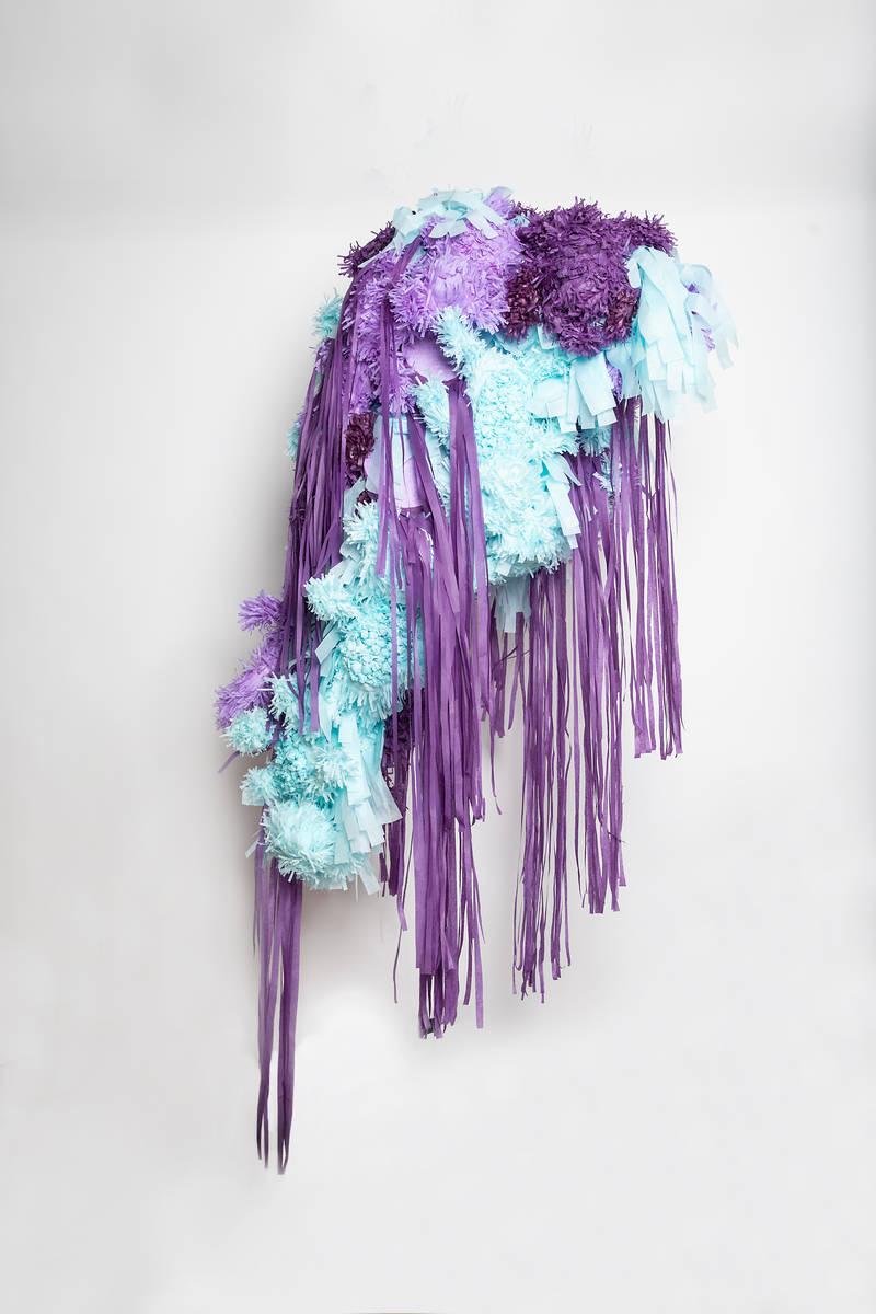 """Sloth"" by Justin Favela. (Krystal Ramirez)"
