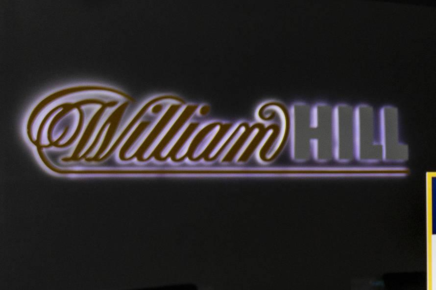 William Hill sportsbook (L.E. Baskow/Las Vegas Review-Journal)