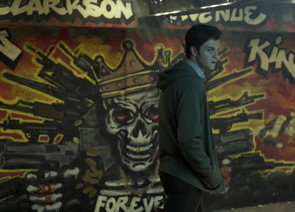 "Jack Quaid stars in ""The Boys."" (Panagiotis Pantazidis/Amazon Studios)"
