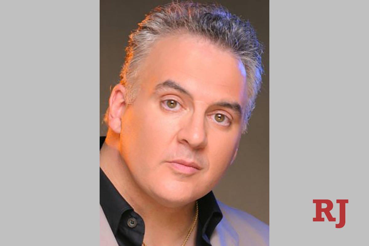 "Veteran Vegas music director and producer Pat Caddick Vegas has created ""This Is Christmas,"" op ..."