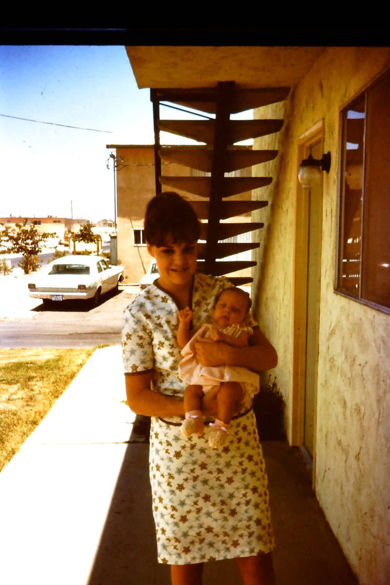 """Cathy Holm is shown with her daughter, Wendi, in the documentary """"Baby God."""" (HBO)"""