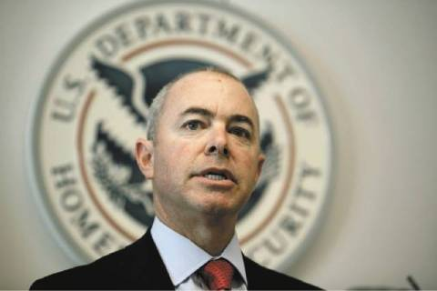 Joe Biden has tabbed Alejandro Mayorkas (above) as secretary of Homeland Security. Associated P ...