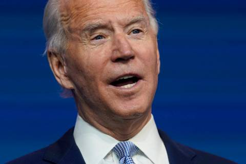 President-elect Joe Biden introduces nominees and appointees to key national security and forei ...