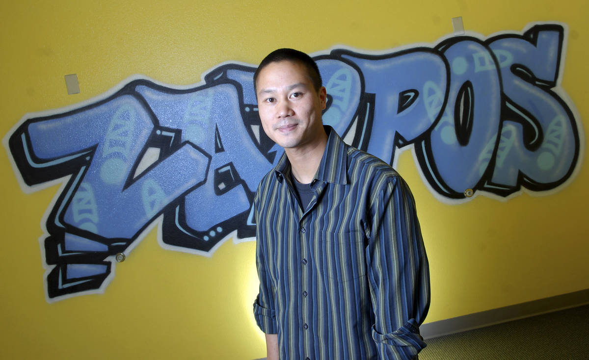Vegas Young Professionals named Zappos.com CEO Tony Hsieh its 2008 Mover and Shaker of the Year ...