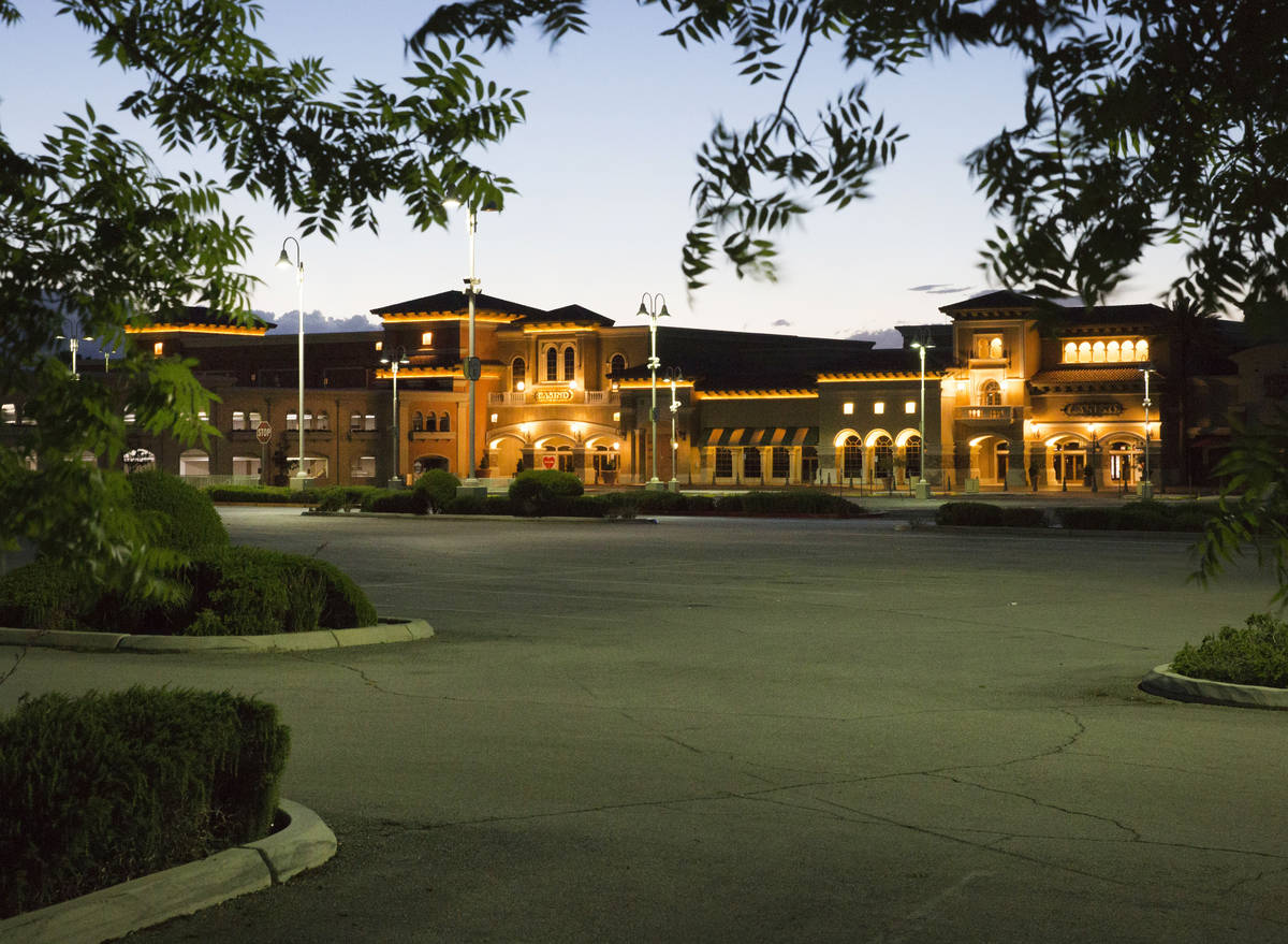 Green Valley Ranch hotel-casino photographed on Monday, May 18, 2020, in Henderson. (Bizuayehu ...