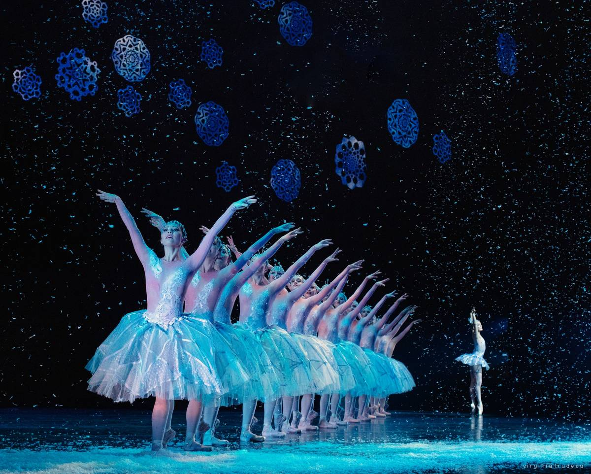 """Nevada Ballet Theatre's """"The Nutcracker"""" will be coming to television as part of a three-episod ..."""