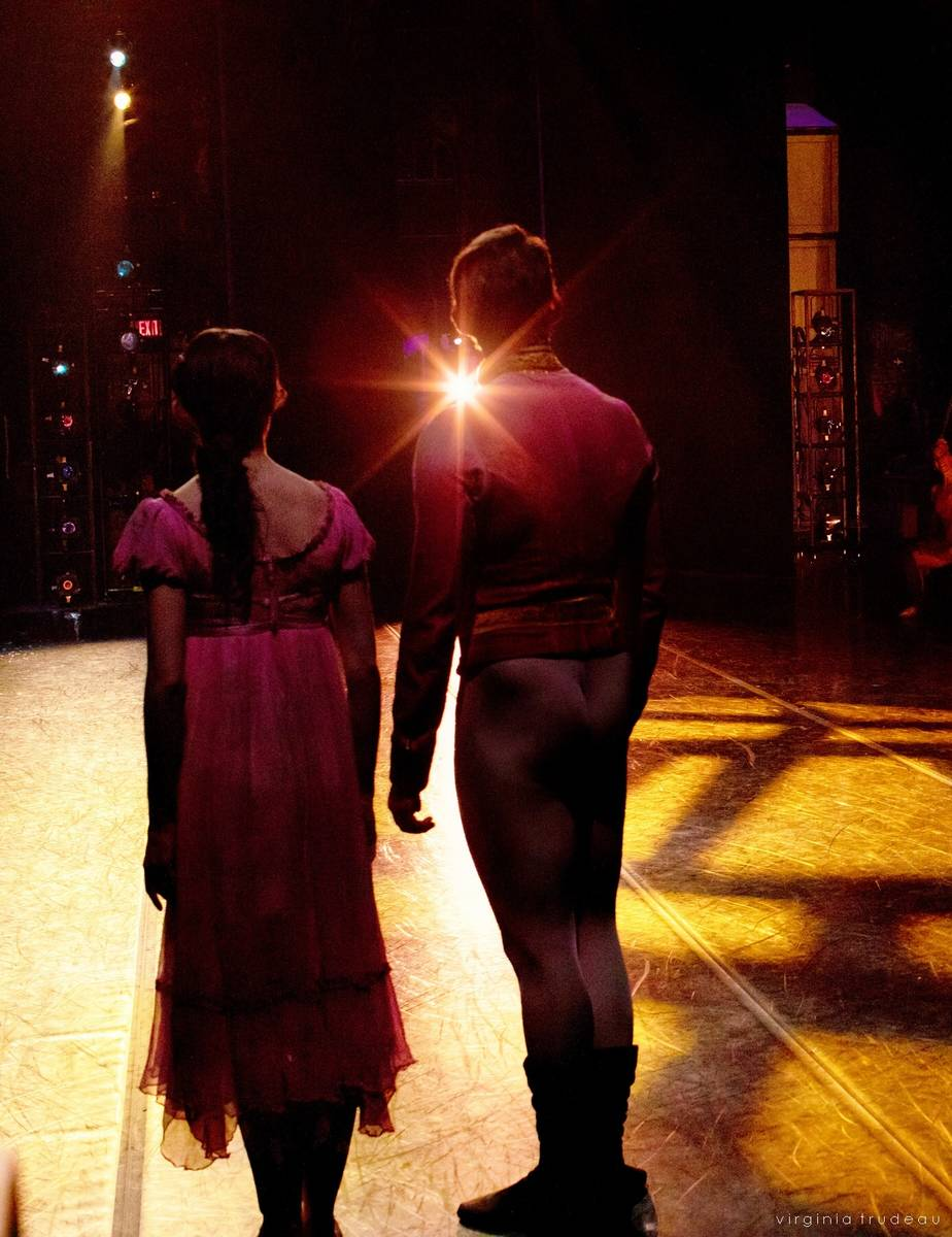 """A three-episode documentary will offer behind-the-scenes looks at Nevada Ballet Theatre's """"The ..."""