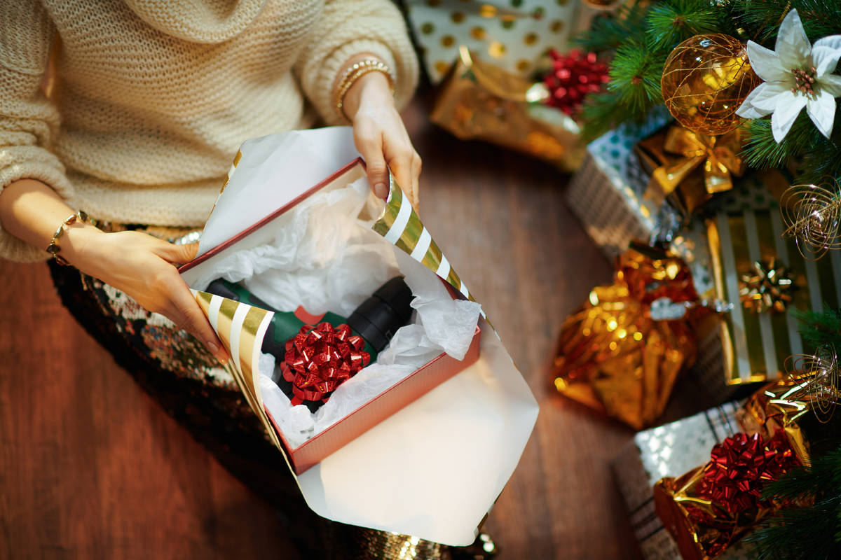 Cordless tools can be the perfect gift for a home do-it-yourselfer this Christmas. (Getty Images)