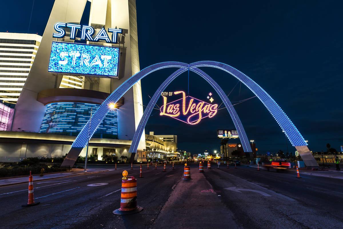 (City of Las Vegas)