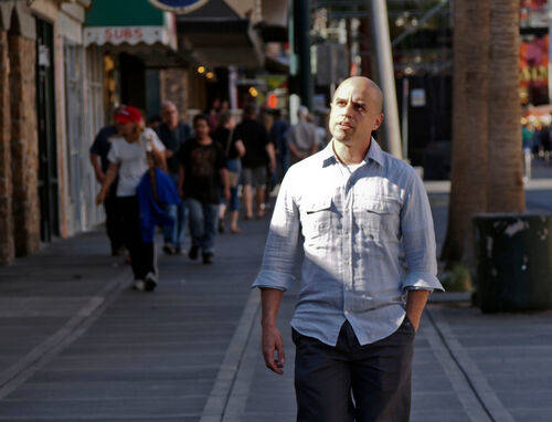 Zubin Damania, better known as ZDoggMD, credits Tony Hsieh for inspiring him to create the musi ...