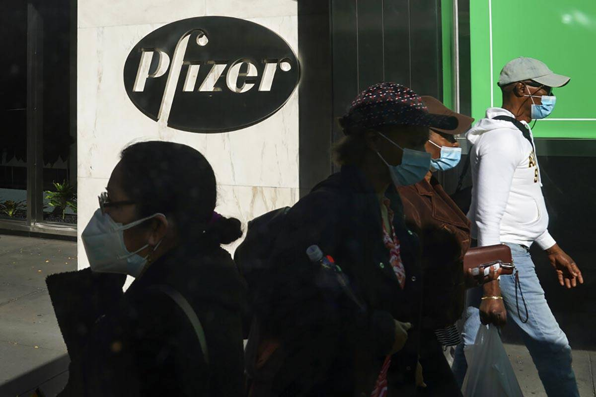 The United Kingdom on Tuesday became the first country in the world to authorize the Pfizer/Bio ...