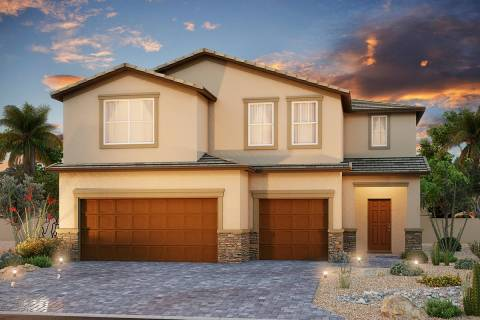 Beazer Homes has opened Acacia Ranch in North Las Vegas. The builder will hold a grand opening ...