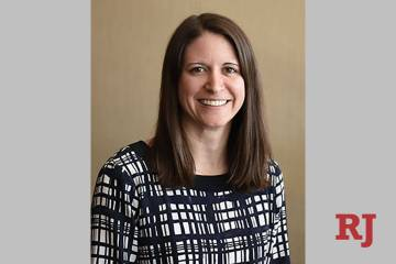 Rebecca Feiden, executive director of the Nevada State Public Charter School Authority (Courtesy)